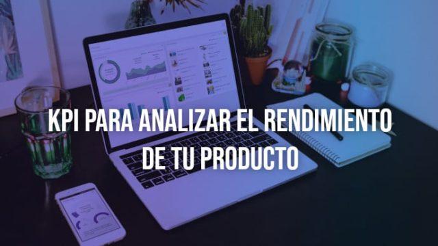 KPI de tu producto