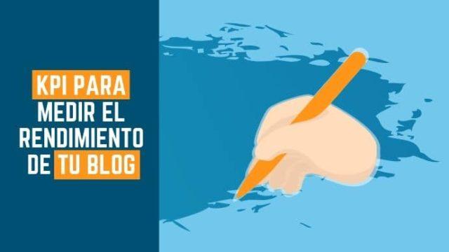 KPI para analizar tu blog